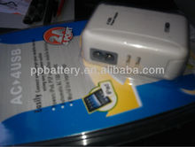 Super Fast Charger 4 Usb Power AC Adapter