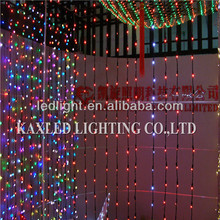 2*2M led christmas waterfall lights for wedding and holiday decoration