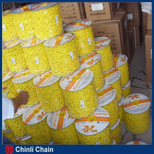 Worksite Safety Plastic Chain All kinds of plastic chain, plastic conveyor chain