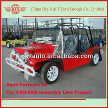 Euro 2 970cc Gasoline Mini Moke Car for sale