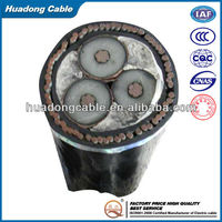double steel tape armored cable cu/xlpe/pvc/swa/pvc power cable