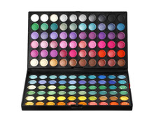 Free shipping Pro 120 Full Color Eyeshadow Palette Eye Shadow Makeup Tools