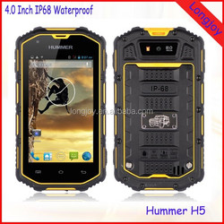 Hummer H5 3G Dual Core Rugged Waterproof Cell Phone