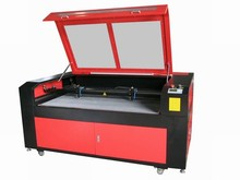 CE provided double heads wood floor laser cutting machine/laser cutting engraving machine for acrylic
