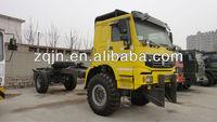 SINOTRUK 4wd howo 4x4 diesel truck