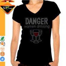 Newest Custom Women Super Soft Cotton T-shirts