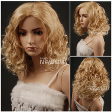 W3433 6A In Stock Top Human Hair Jewish Full lace wig