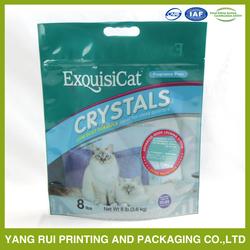 Pet food bag/animal food/dog food plastic packing bag