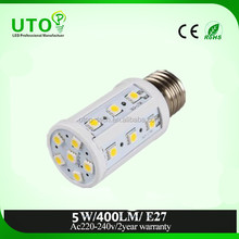 LED lights cool white high cost-effective led corn bulb express