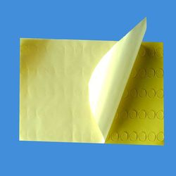 Magic double-side adhesive tape dot