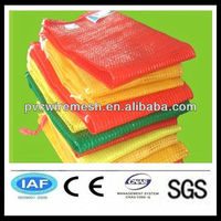 HDPE small mesh gift bags