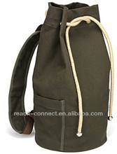 military canvas backpack new stylish for daily use laptop bags backpack hp