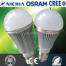 Strong Active oxygen unique Anti Radiation 6W Net aldehyde LED Negative Ion bulb