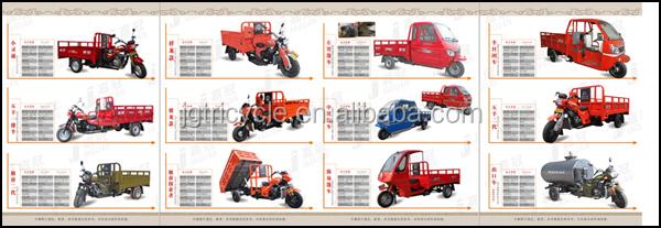 Cargo tricycle/cargo trike/cargo three wheels
