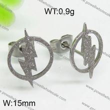 Fancy Design China Wholesale gun earring stud