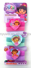 6 PCS fashion hair ornament / elastic hair accessories / hair band