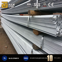 GB/T 9787-2008 steel galvanized angle from China