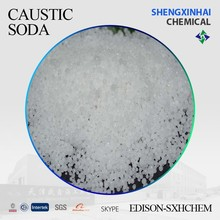Plant industry grade 99 caustic soda,sodium hydroxide 99,caustic soda pearls 99% for Textile dyes cas:1310-73-2 Msds