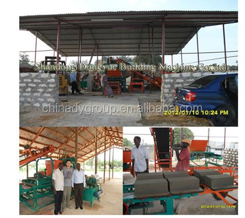 Block Making Machine in Nigeria