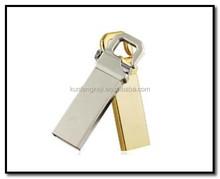cheap high speed mini metal usb 2.0 , fashionable buckle pens