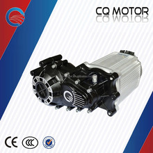 60V 3000W Liethum Battery Electric Car or Vehicle or Electric Auto DC PMSM Gear Motor