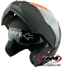 DOT standard ABS wholesale modular motor bike helmet