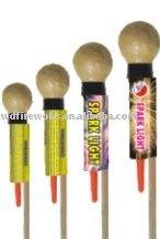 Spark cohetes ligeros fuegos artificiales - 1.3 G