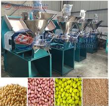 Lantian brand Factory direct sale oil pressing machine peanut olive bean oil press machine