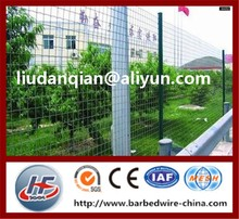 China Products Prices Holland Decorative 2''x2'' PVC Coated Euro Wire Mesh Fencing,PVC Coated Euro Guard Fencing