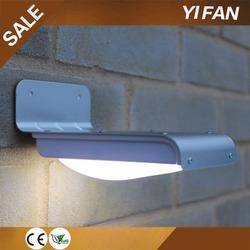 2015 Second Generation SMD 3528 Auto Turn ON/OFF Solar Panel Solar Sensor Light