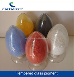 glass powder enamel