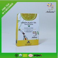 flavored instant tea powder dried lemon powder