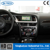 Multimedia car Video Interface for Audi Bluetooth GVIF video interface