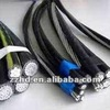 Competitive price low voltage overhead lines cable abc cable