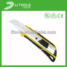 Sharp& durable cuchillo de utilidad cuchillo blades