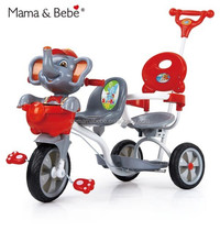 Baby trikes with parent handle, tricycle china manufacturer, toddlers bike