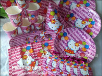 Tableware for parties birthday party decorations