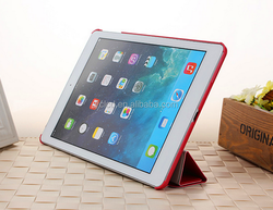 for ipad mini 2 3 PU leather folio smart case stand cover, cover case for ipad mini 3