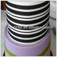 Fabric super elastic plastic for removable skirt prom dresses