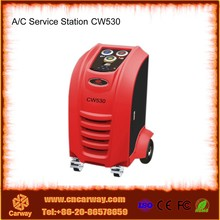 A/C recharge and recovery machine CW530