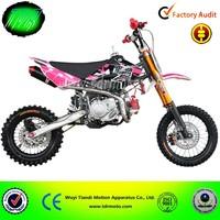 High quality Dirt bike Zongshen 125cc dirt bike pit bike for sale TDRMOTO