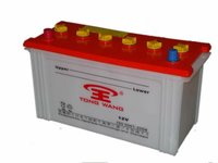 lead acid dry charge car battery