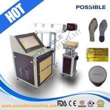 Best quality flying CO2 Laser Marking Machine with Metal RF CO2 Tube for work room