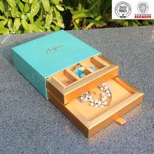 Professional customization promotional handmade jewelry packaging box