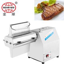 Máquina de ablandador de carne como se ve en TV con cuchillas de acero inoxidable