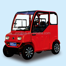 2015 New Hot Popular Environmental Protection Electric Car/Four Wheeler/Mobility Scooter/Tricycle/Cargo Car/Rickshaw