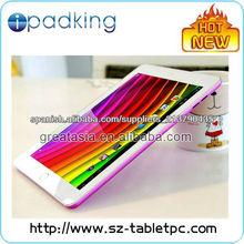 De moda de la venta caliente 8 pulgadas Tablet PC