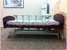 High Quality H838a electric nursing home furniture for patient bed