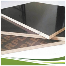 Black / Brown Film Faced Plywood Construction Material / Waterproof Shuttering Plywood