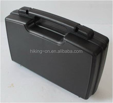 engineering PP material plastic carrying case/tool packing case 430*310*120mm
